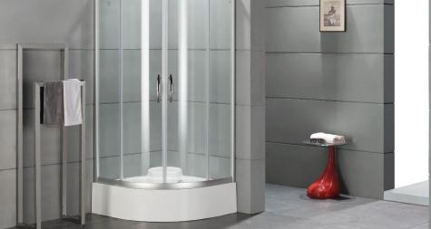 一般厂商提供的淋浴房玻璃厚度要选多少才合适?